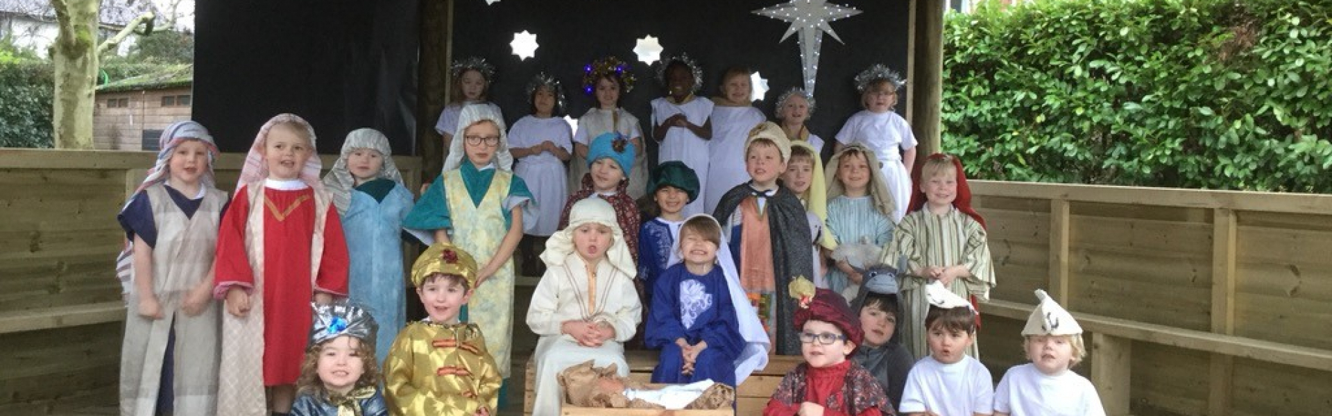 Nativity Reception